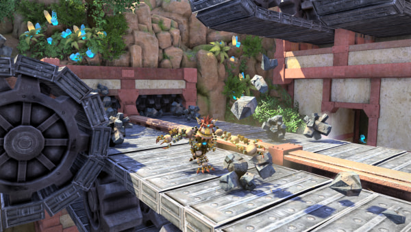 """Knack"" is visually charming, but the gameplay isn't really up to snuff."