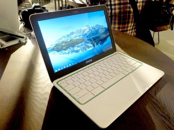 IMAGE: HP Chromebook 11