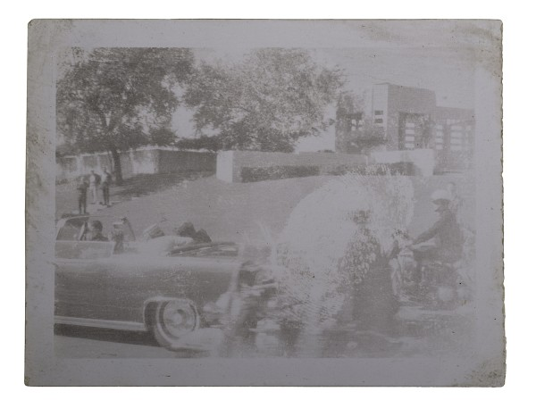 Image: Photo from JFK's assassination