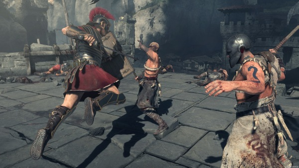 """""""Ryse"""" is the most visually impressive next-generation game available at launch, though the copious amounts of gore the game dishes out aren't fit for the whole family."""