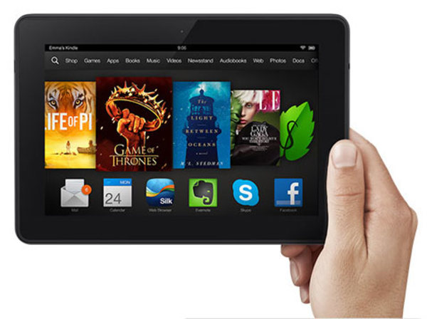 Amazon Kindle HDX