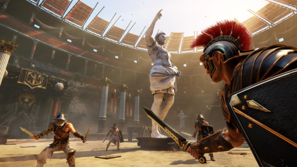 """Ryse: The Son of Rome"" gives all the high-definition gore gamers could possibly want in a next-gen gaming system and then some."