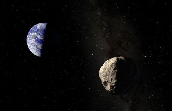 Image: Near-Earth asteroid