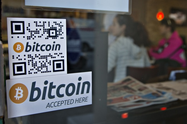 Digital currency bitcoin's value hit a high of $1,242 on Friday. But what's behind its meteoric rise?
