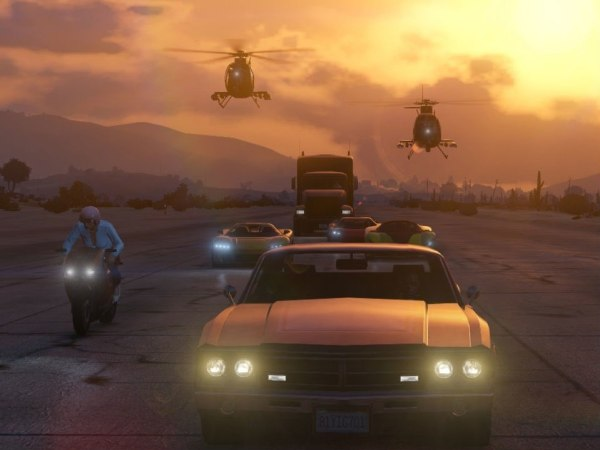 """""""GTA Online"""" got off to a rocky start Tuesday when the online component of Rockstar's popular video game suffered from lags and complete outages."""