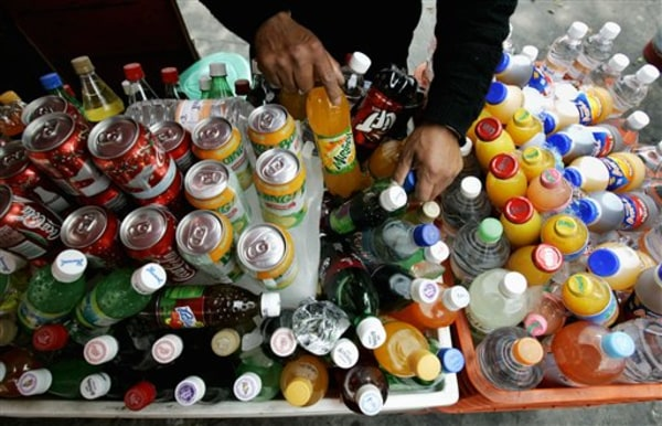 Mexico's President Enrique Pena Nieto has proposed to raise millions from a soda tax, prompting the beverage industry to purchase full-page ads and broadcast media spots opposing the measure.