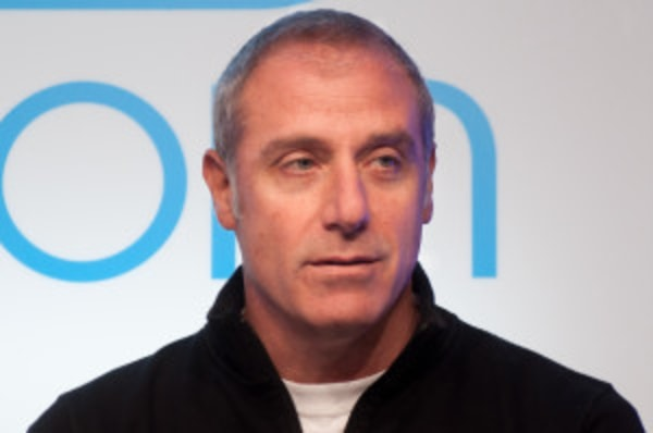 Paul Gaudio, VP of Adidas' interactive division