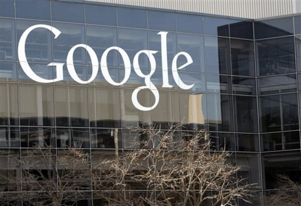 Google's third-quarter financial performance beat analysts' expectations, sending shares to a new high Thursday.