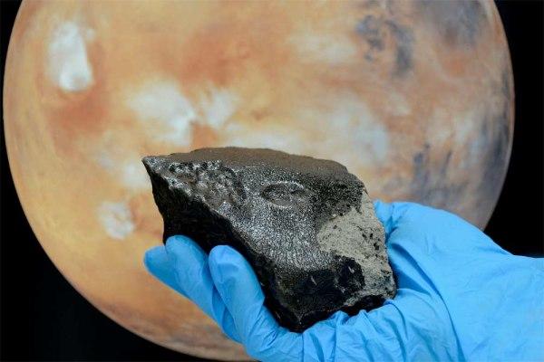 Image: Tissint meteorite