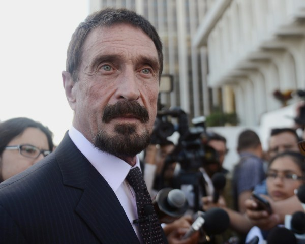 House Republicans asked U.S. anti-virus software pioneer John McAfee for his guidance on the troubled launch of Obamacare, CNBC has learned.