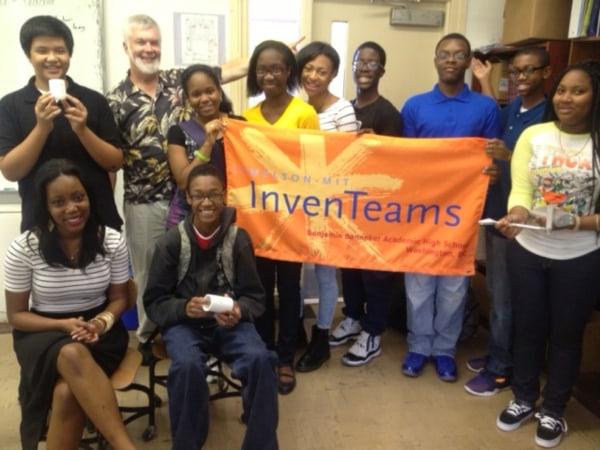 InvenTeam team picture