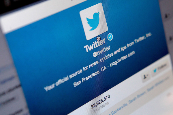 FILE - OCTOBER 24: Twitter announced on October 24, 2013 that it would price its initial public offering at $17 to $20 a share. LONDON, ENGLAND - SEPT...