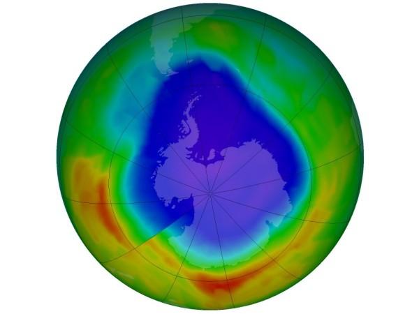 Image: Ozone hole