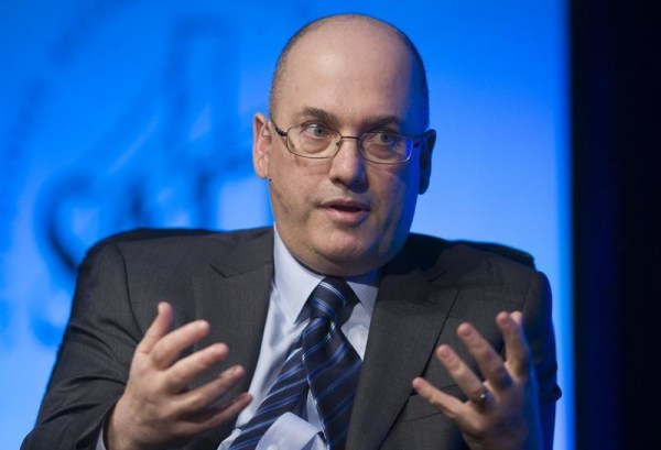 Hedge fund manager Steven A. Cohen, founder and chairman of SAC Capital Advisors