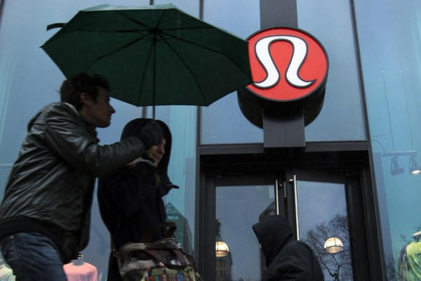 Lululemon has hired a Kmart executive to replace the chief product officer who left the company after a see-through yoga pants issue.