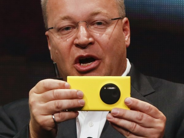 Nokia CEO Stephen Elop