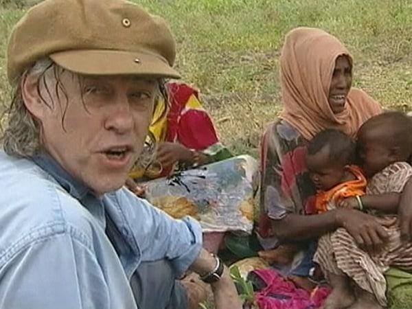 Image: Bob Geldof