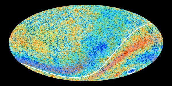 Image: Anomalous cosmos