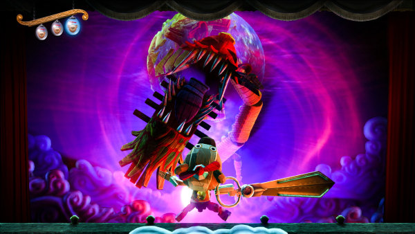 """Sony's excellent new game """"Puppeteer"""" shows that the company can still make quality games for the whole family."""
