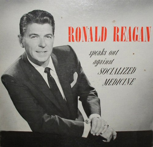Ronald Reagan LP