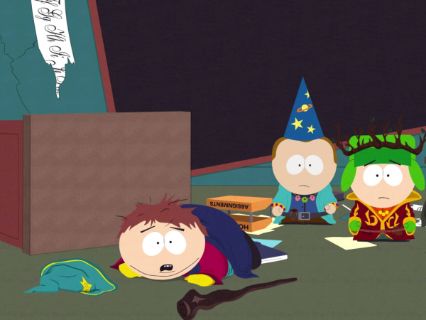 """South Park: The Stick of Truth"" is launching on December 10, Ubisoft announced Wednesday."