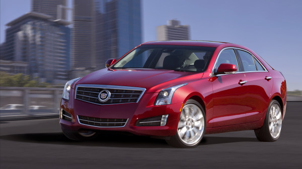 Cadillac's ATS sedan, named North American Car of the Year in January, is among the luxury compact cars aimed at Millennials.