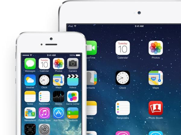 Image: iOS 7