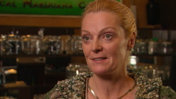 Toni Fox, owner of 3D Cannabis in Denver, says she could double her average daily sales of $20,000, but there isn't enough marijuana available.