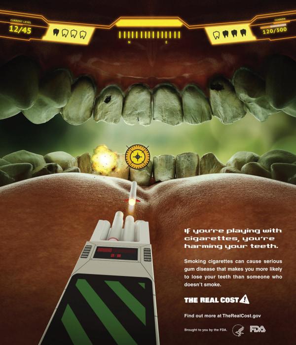 Image: FDA advertizing.