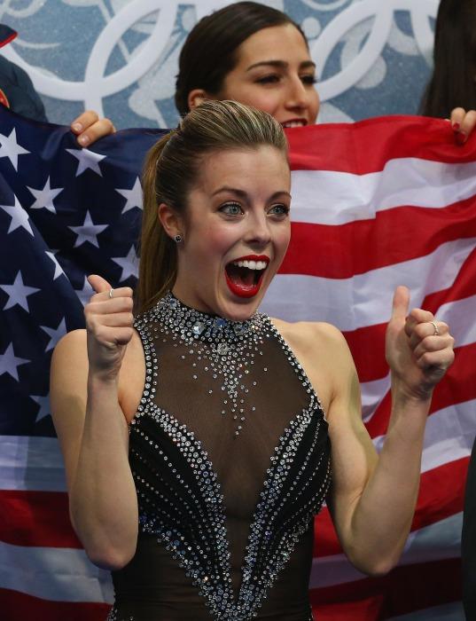 Image: Figure Skating - Winter Olympics Day 1