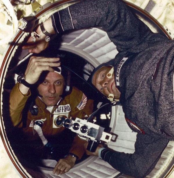 Image: Apollo-Soyuz