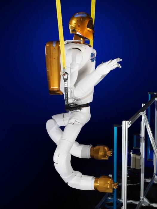 starfire astronauts laser beam robots - photo #29