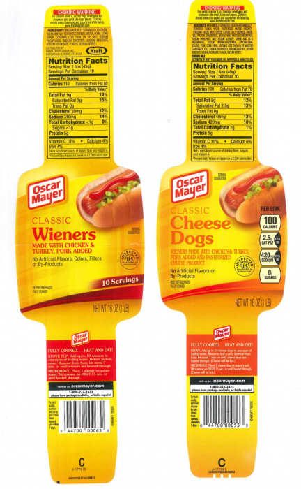 Oscar Mayer Recalls 96 000 Pounds Hot Dogs After Cheese N85456 furthermore Popular Chain Restaurants 31 moreover Imgur furthermore France To Apply 75 Percen n 2998074 likewise Beef Cuts Chart. on oscar mayer pork dogs