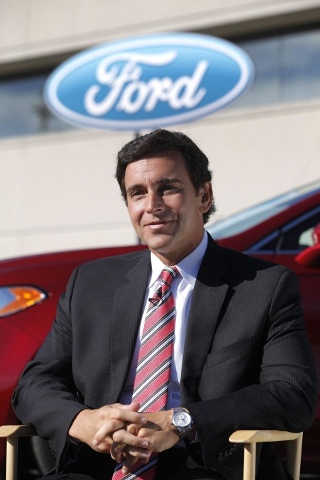 Ford is expected to name Chief Operating Officer Mark Fields as CEO to replace Alan Mulally who will retire.