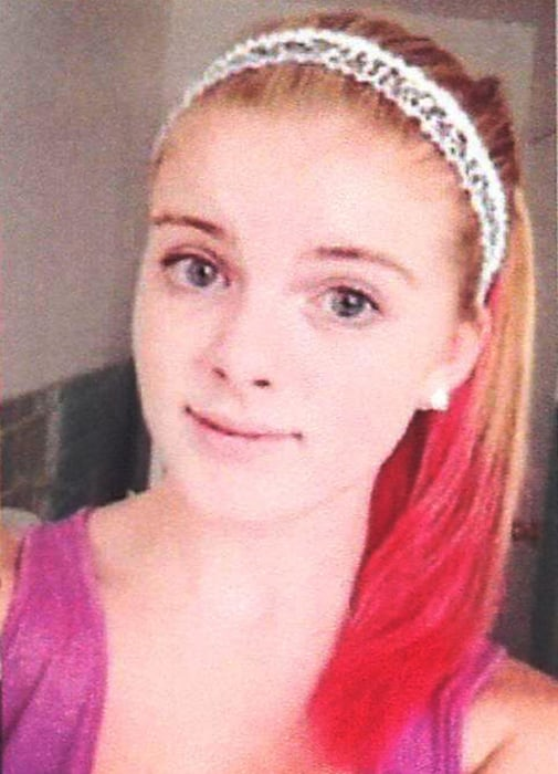 Image: Autumn Pasquale was reported missing Saturday.