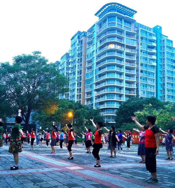 China's Dancing Grannies