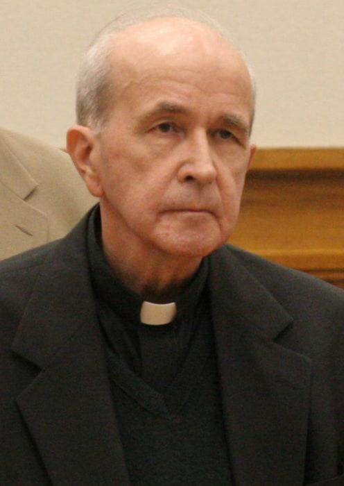 Image: The Rev. Gerald Robinson