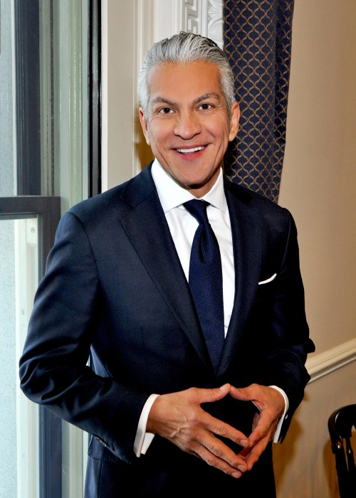 Image: Javier Palomarez, executive director of the U.S. Hispanic Chamber of Commerce.