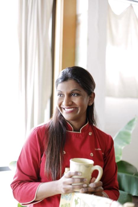 Chef Christina Arokiasamy