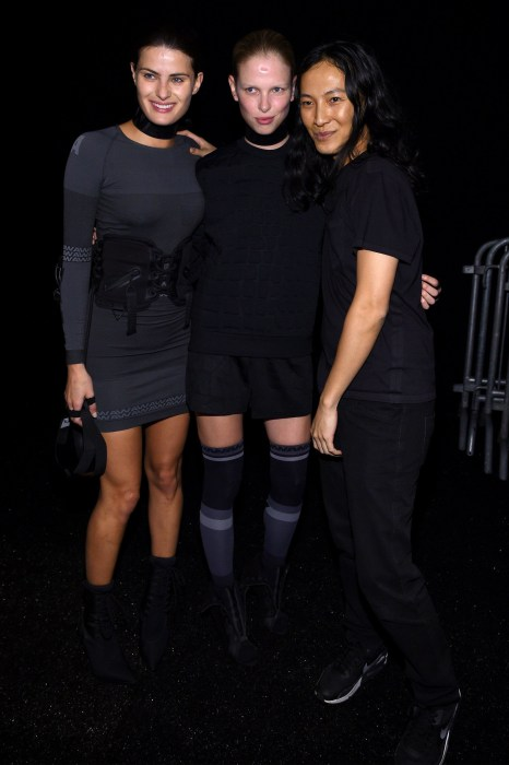 Image: Alexander Wang X H&M Launch - Backstage