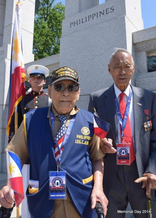 Filipino WWII Vets Still Fighting for Veterans Benefits