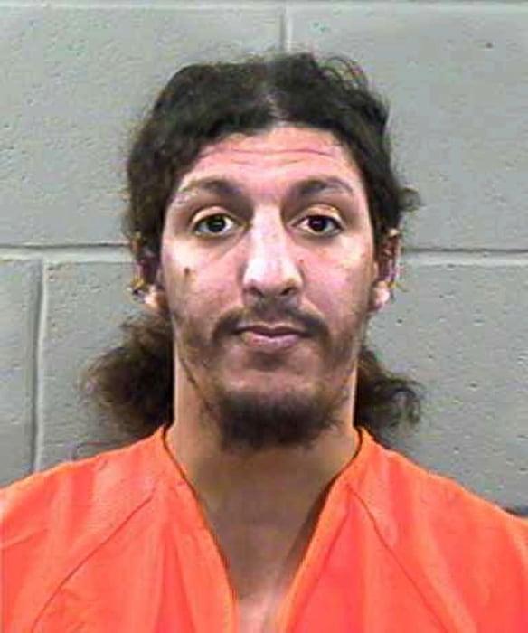 Image: Shoe Bomb Suspect
