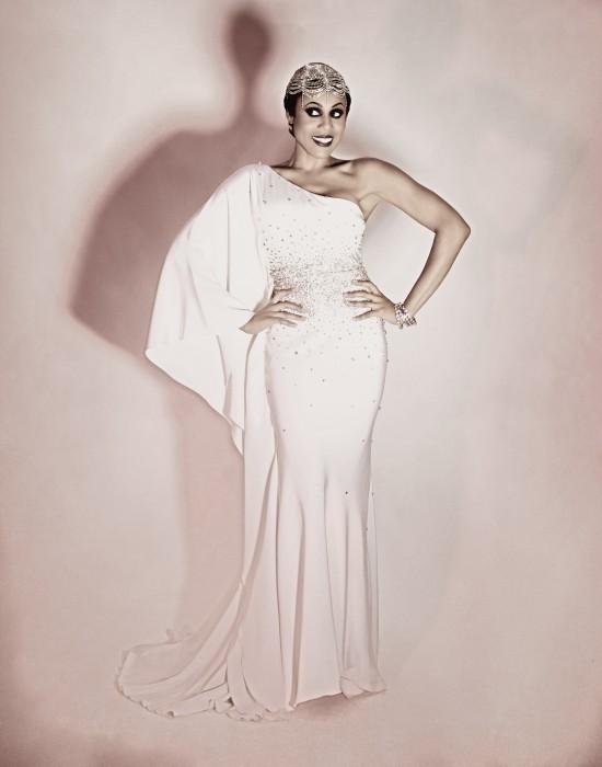 Deborah Cox As Josephine Baker