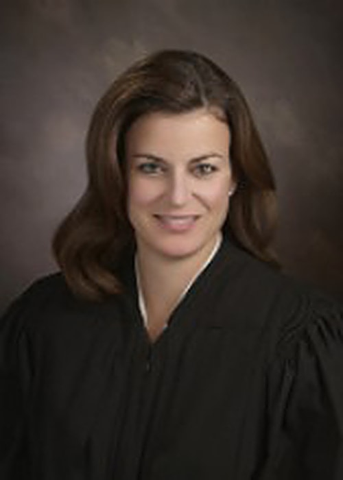 Image: Oakland County Judge Lisa Gorcyca
