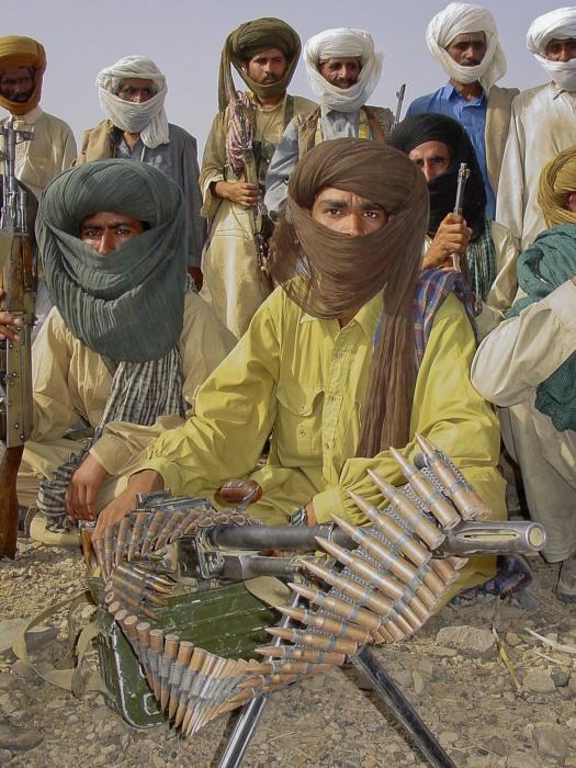Image: Baloch rebels