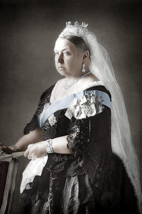 Image: Queen Victoria circa 1890