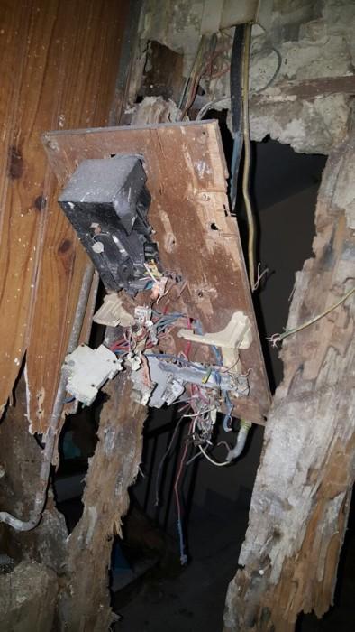 Image: Saint-Denis Apartment after raid