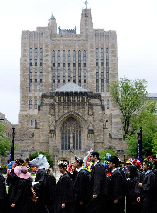 Image: Yale University