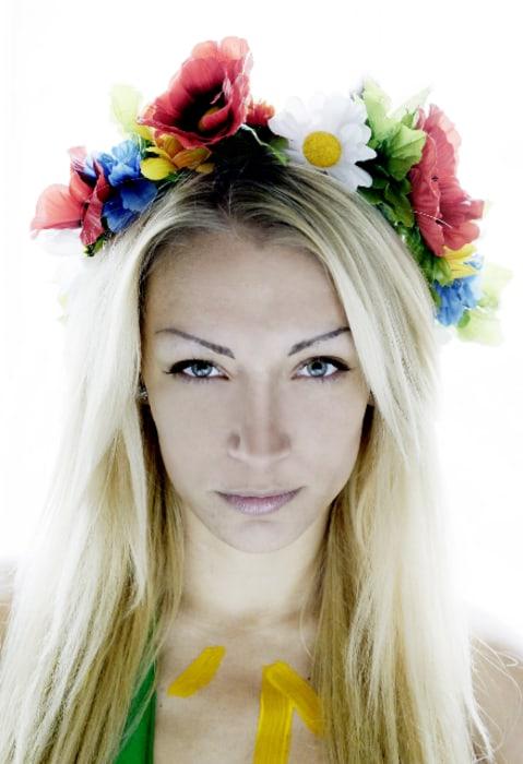 Image: Inna Shevchenko