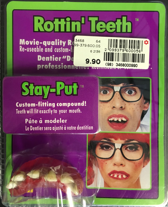 Image: Rottin' Teeth